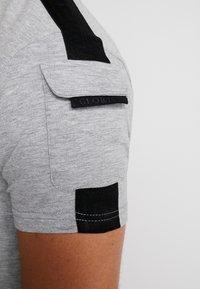 Glorious Gangsta - BAZLEY - T-Shirt print - grey marl - 4