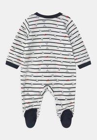 Jacky Baby - OCEAN CHILD - Sleep suit - dark blue/white - 1