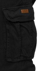 INDICODE JEANS - WILLIAM - Cargo trousers - new black - 5