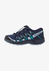Salomon - XA PRO 3D - Hiking shoes - blue indigo/kentucky blue/capri bre - 1