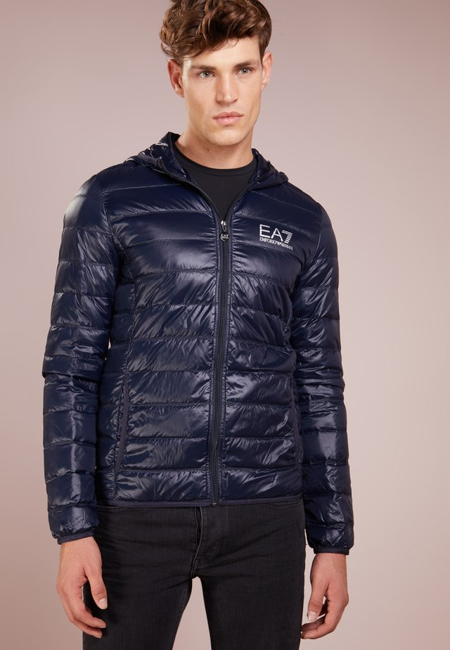 GIACCA  - Down jacket - night blue