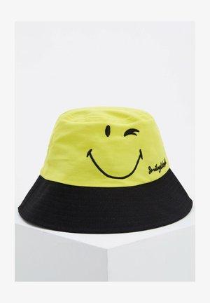 SMILEYWORLD - Hatt - yellow