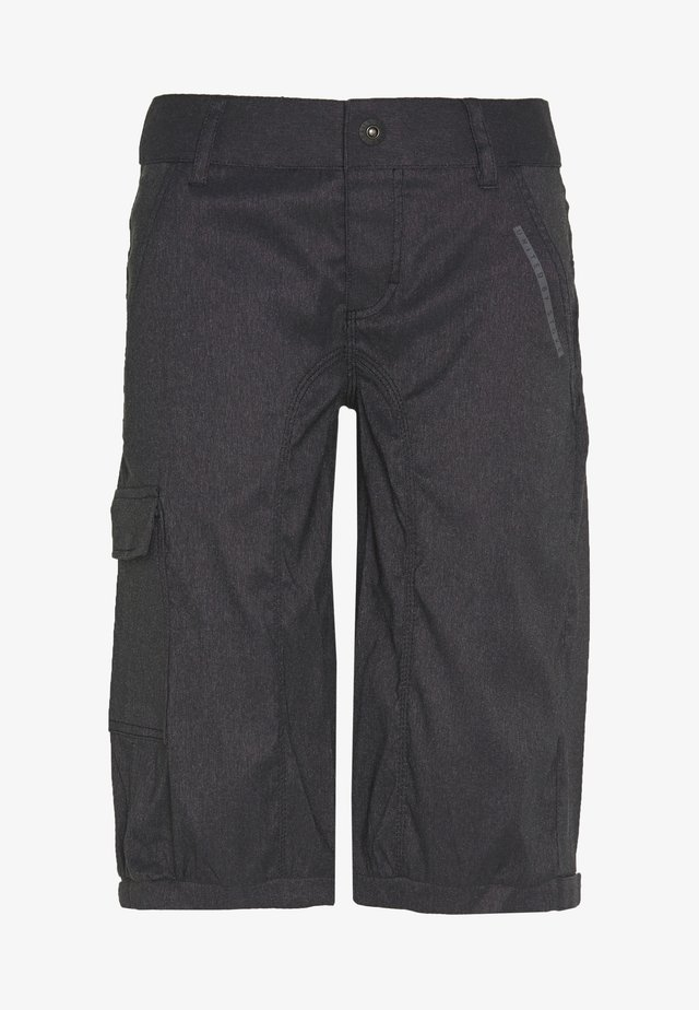 BIKESHORTS SEEK - 3/4 sports trousers - black