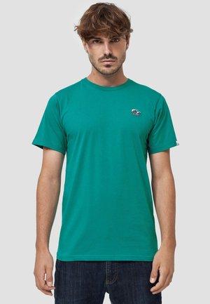 WELLE - T-shirt basic - türkis