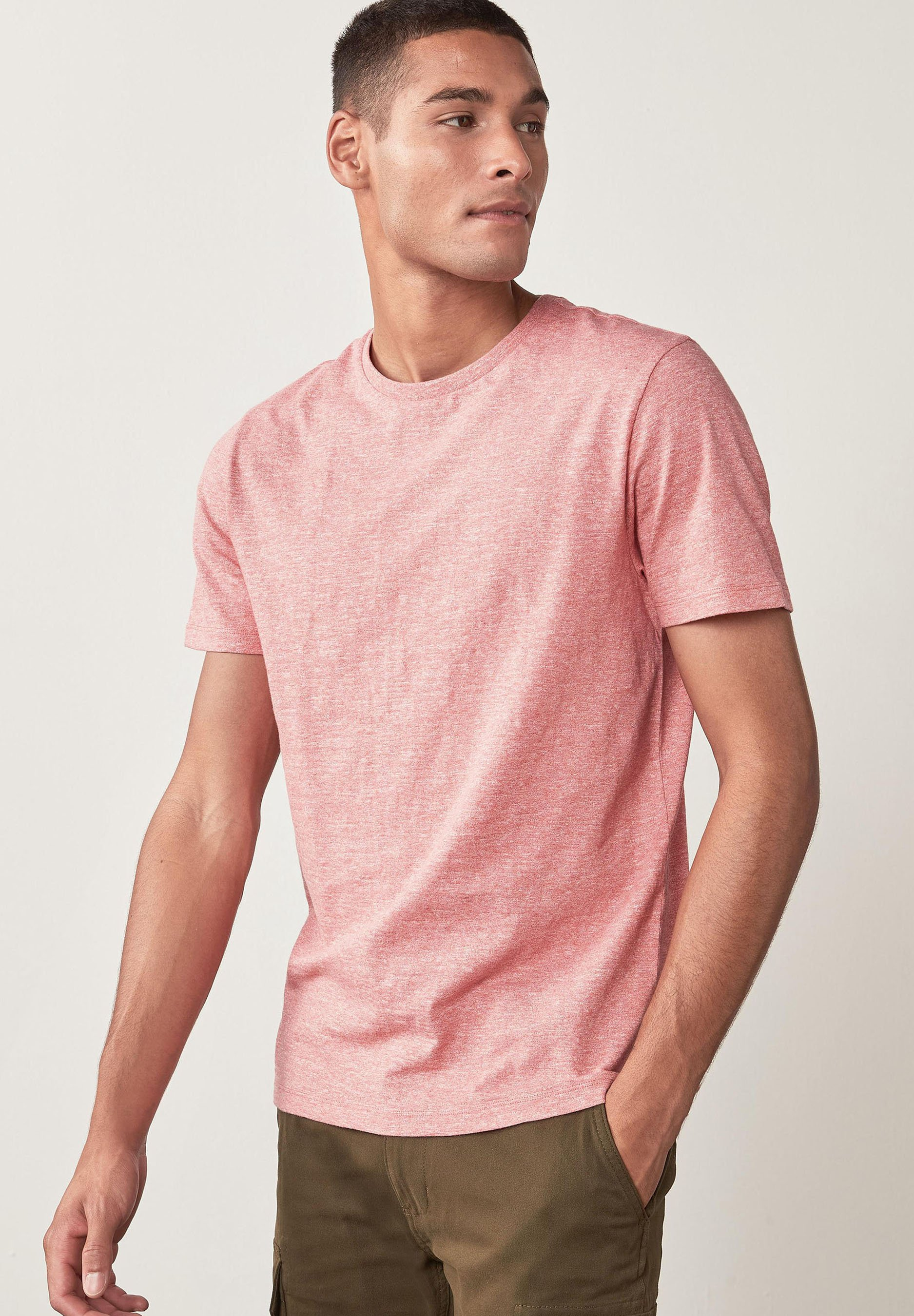 Hombre REGULAR FIT STAG  - Camiseta estampada