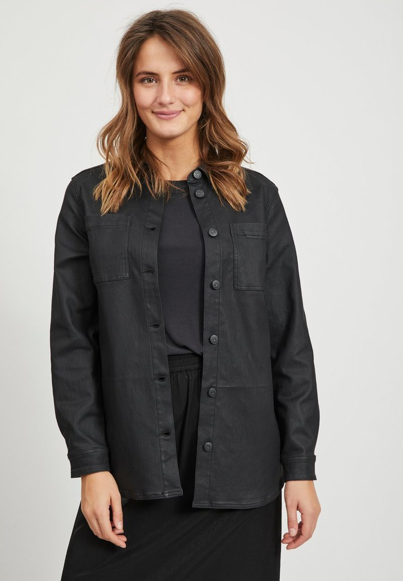 Object - Summer jacket - black