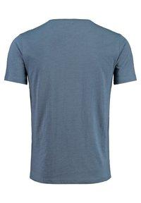 Key Largo - SUGAR  - Basic T-shirt - flintstone blue - 1