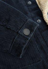 Next - Winter jacket - blue - 4