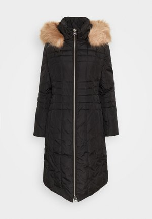 ESSENTIAL COAT - Vinterkappa /-rock - black