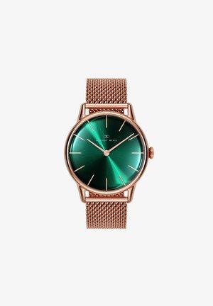 UHR SERENITY GREENHILL MESH 32MM - Horloge - sunray green