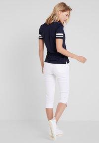 Daily Sports - MAGIC CAPRI - Trousers - white - 2