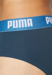 Puma - BASIC BRIEF 2 PACK - Briefs - denim - 4