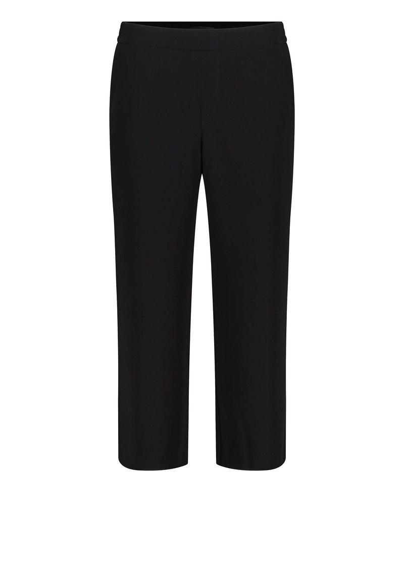 MAC Jeans - CHIARA  - Trousers - black
