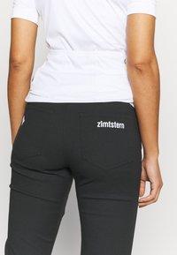 Zimtstern - PEDALZ PANTS - Outdoorové kalhoty - pirate black - 3