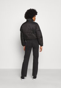 Weekday - HEDDA PUFFER JACKET - Zimní bunda - black - 2