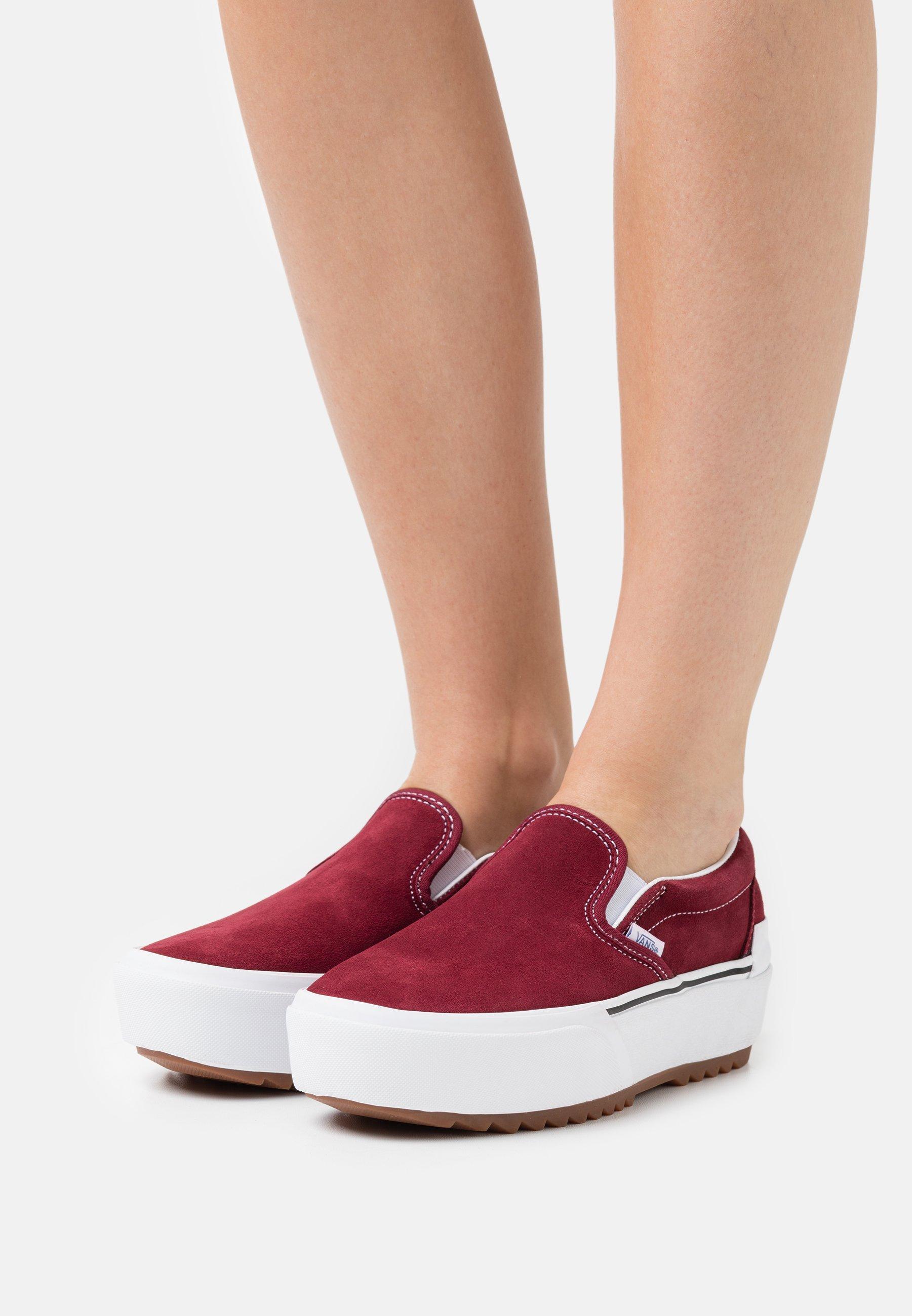 Women CLASSIC STACKED - Slip-ons