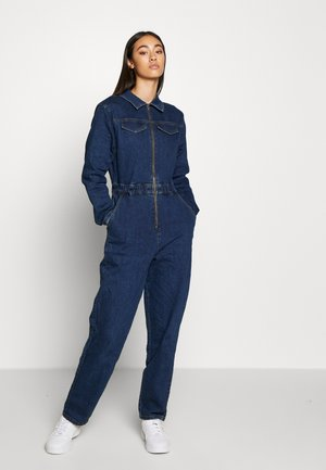 LADIES BOILER SUIT - Jumpsuit - darkblue
