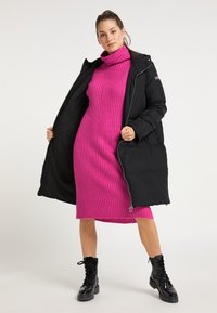 myMo - Jumper dress - fuchsia - 1