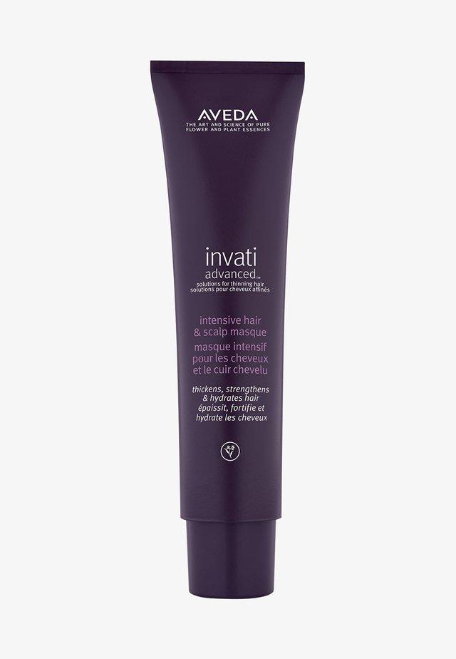 INVATI ADVANCED™ INTENSIVE HAIR & SCALP MASQUE - Masque pour les cheveux - -