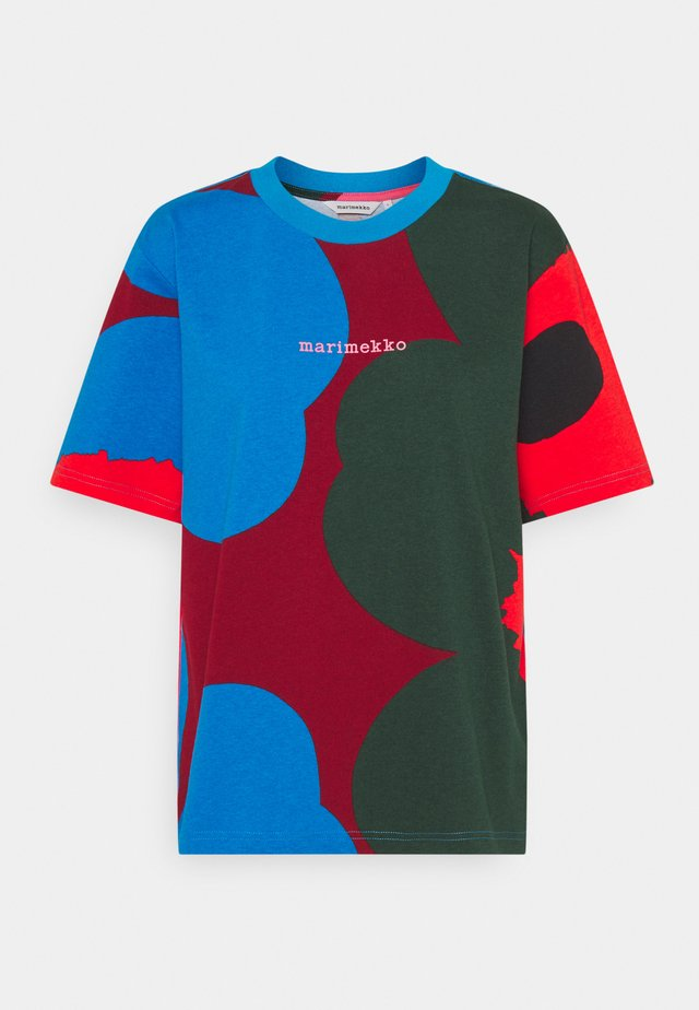 CREATED KARKELIT UNIKKO - T-shirt print - multicolored