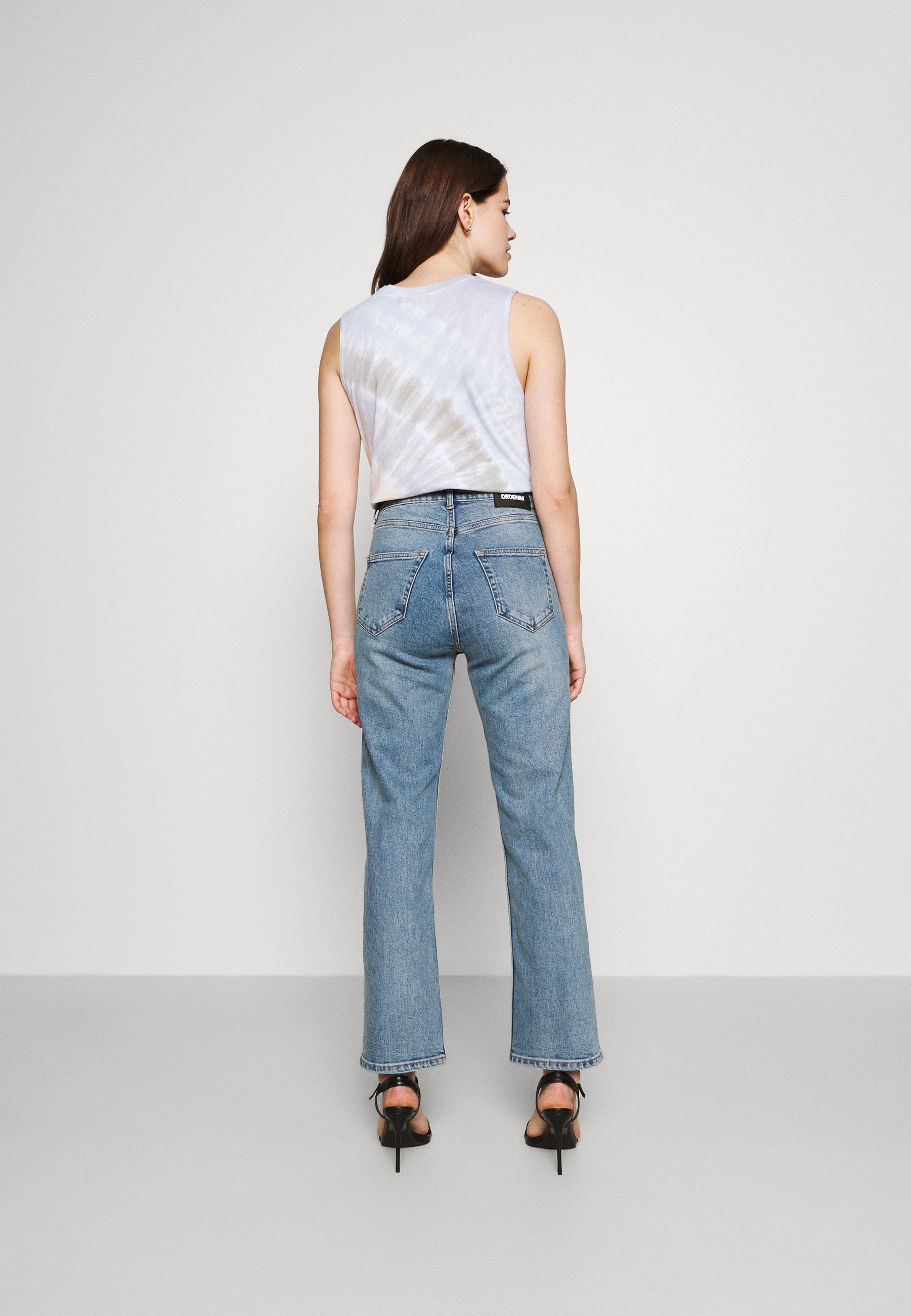 Women LI - Straight leg jeans
