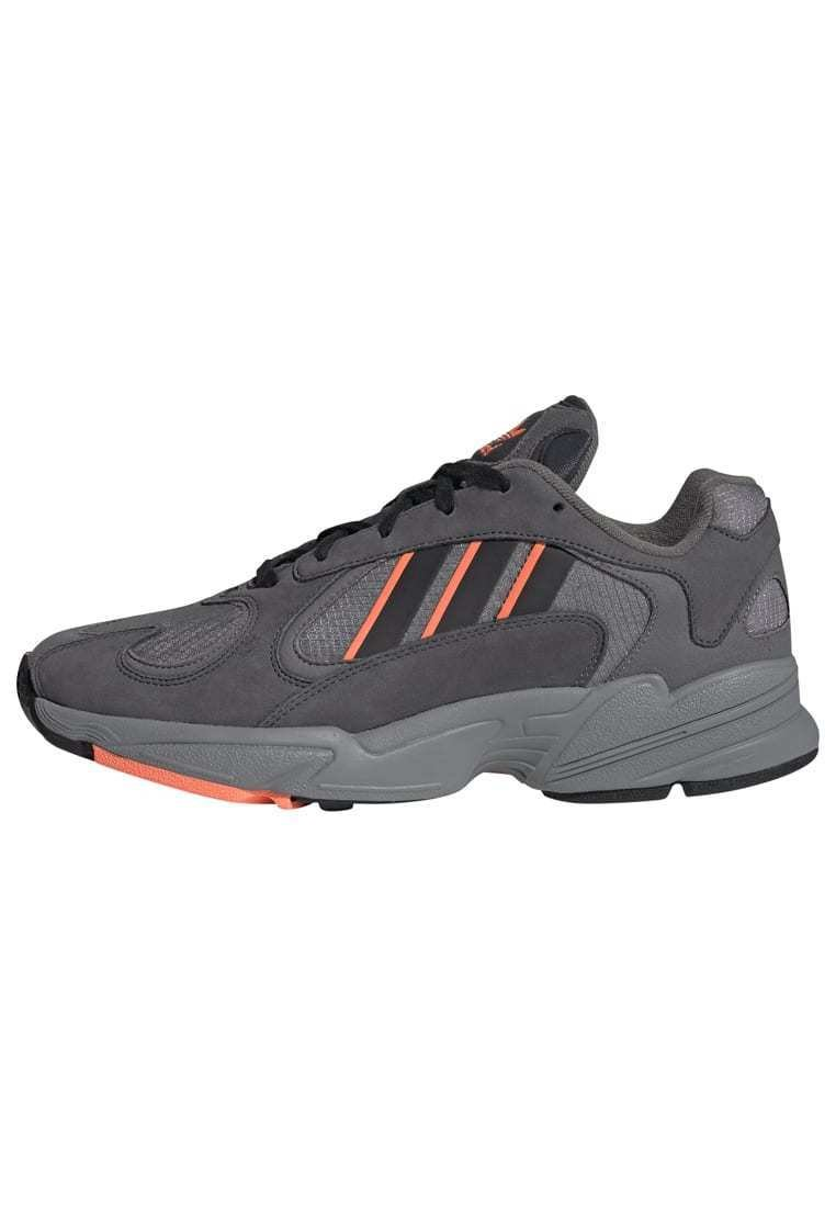 adidas Originals - YUNG-1 SHOES - Sneakers - grey