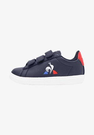 COURTSET PS - TRAINERS - Trainers - navy blue