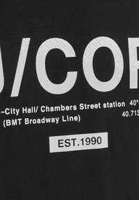 Jack & Jones - Print T-shirt - black - 6