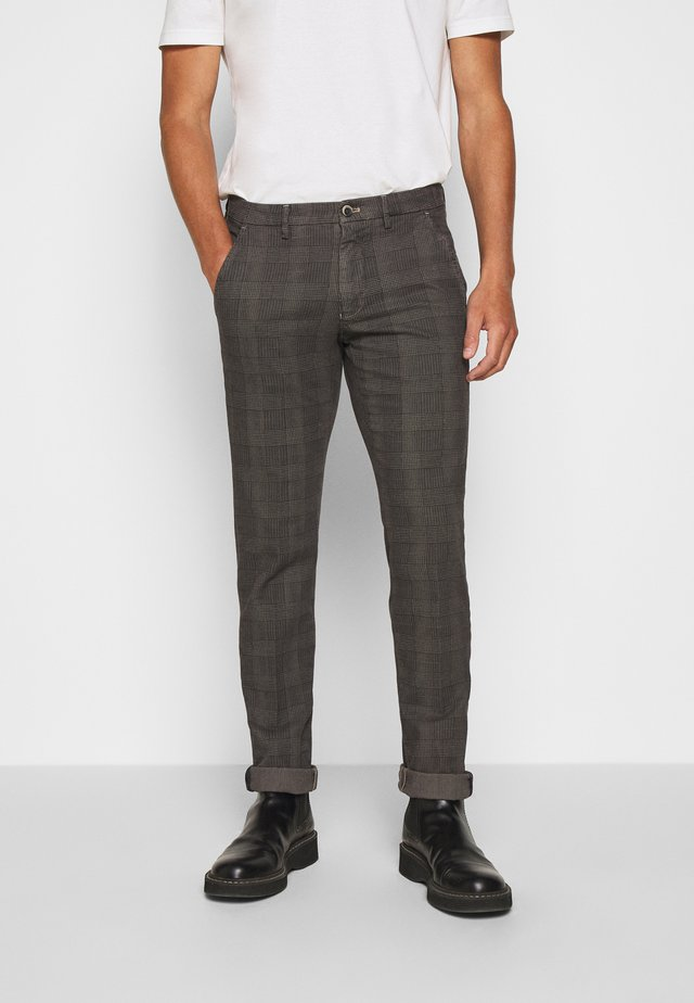TORINO STYLE - Trousers - grey