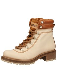 Pikolinos - Lace-up ankle boots - marfil - 2
