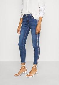 comma casual identity - Slim fit jeans - blue denim - 0