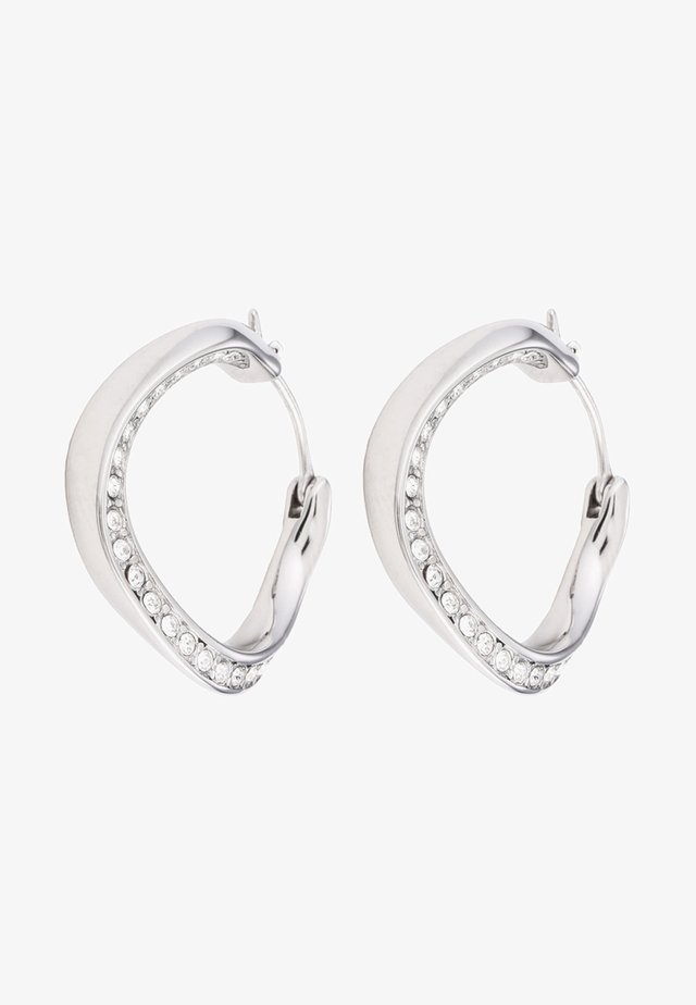 CLASSICS - Boucles d'oreilles - silver-coloured