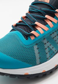 The North Face - ULTRA SWIFT - Neutral running shoes - caribbean sea/urban navy - 5
