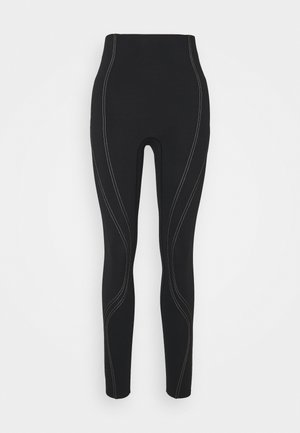ELEVATION LEGGING - Leggings - black