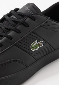 Lacoste - COURT MASTER - Trainers - black - 5