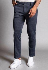 WORMLAND - Suit trousers - blau - 0