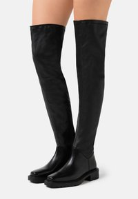 Zign - Over-the-knee boots - black - 0