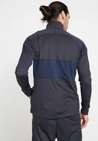 Nike Performance - PARIS ST GERMAIN DRY SUIT - Club wear - oil grey/obsidian/university red - 2