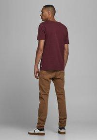 Jack & Jones - T-shirt - bas - port royale - 2