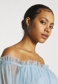 Lace & Beads - MARIA - Suknia balowa - light blue - 5