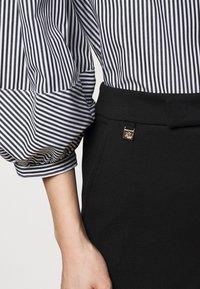 Lauren Ralph Lauren - MODERN PONTE PANT - Trousers - polo black - 3