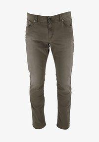 ALBERTO Pants - PIPE - Slim fit jeans - beige - 0