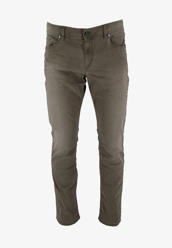 PIPE - Slim fit jeans - beige