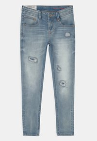 Vingino - ANZIO - Jeans Skinny Fit - blue denim - 2