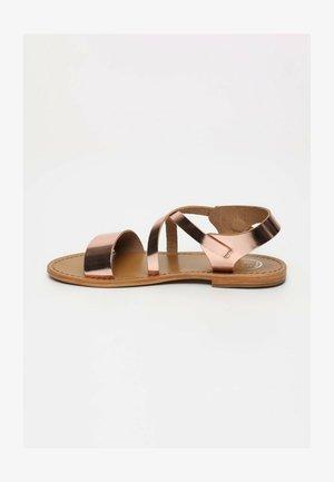 MANAUS  - Sandals - rose gold