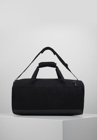 adidas Performance - ESSENTIALS LINEAR SPORT DUFFEL BAG UNISEX - Torba sportowa - black/white - 2
