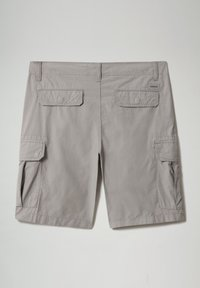 Napapijri - NOTO - Shorts - medium grey solid - 7