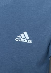 adidas Performance - T-shirt basique - blu/white - 5
