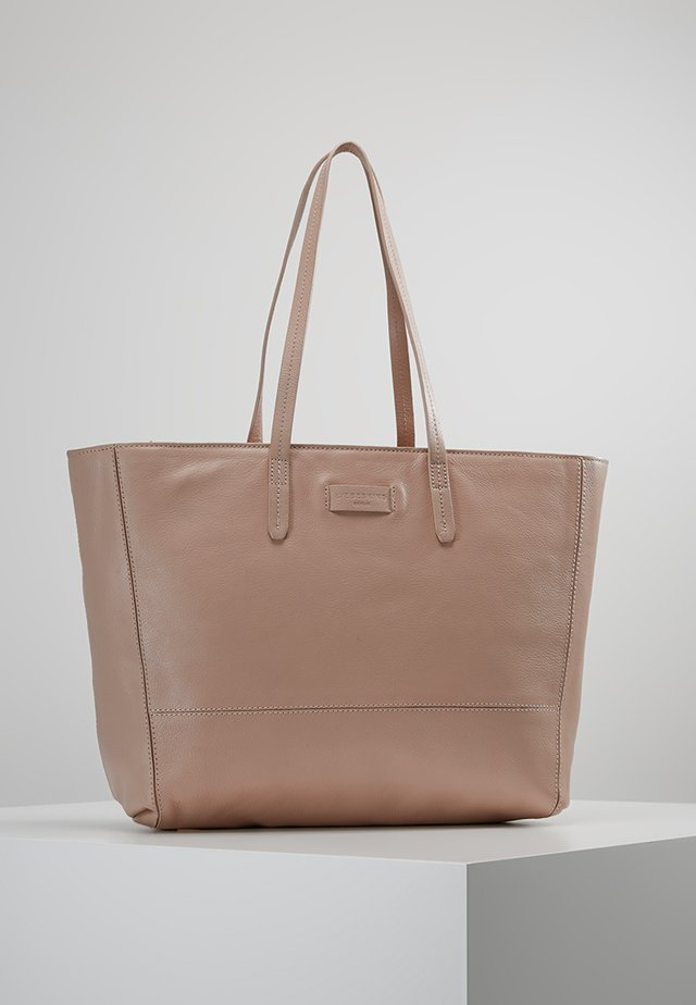 ESSENTIAL LARGE - Shopping bag - dusty rose