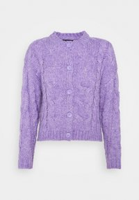 Pieces - PCFITTA - Cardigan - dahlia purple - 0
